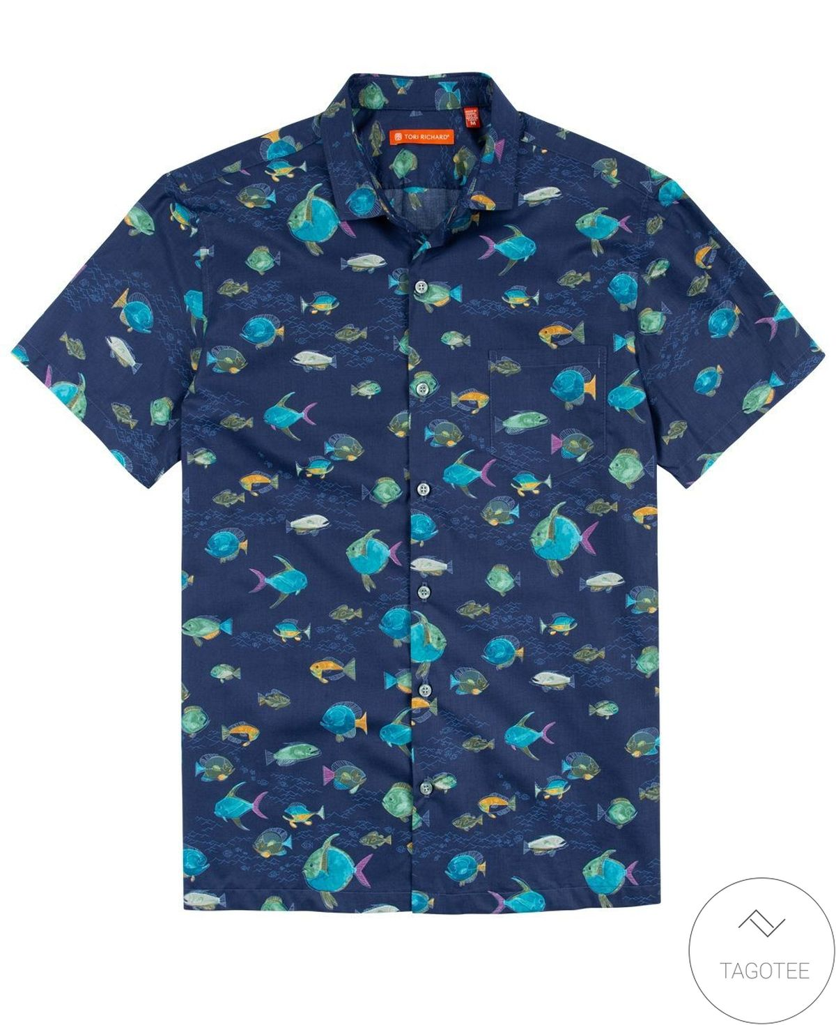 Tori Richard Hi School Hawaiian Shirt