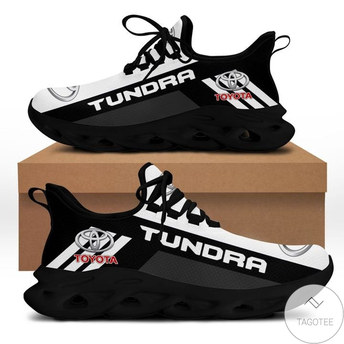 Toyota Tundra White Yeezy Running Sneaker Max Soul Shoes