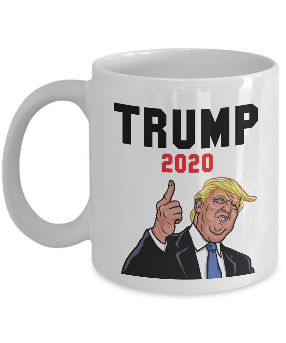 Trump 2020 Fuck coffee mug 1