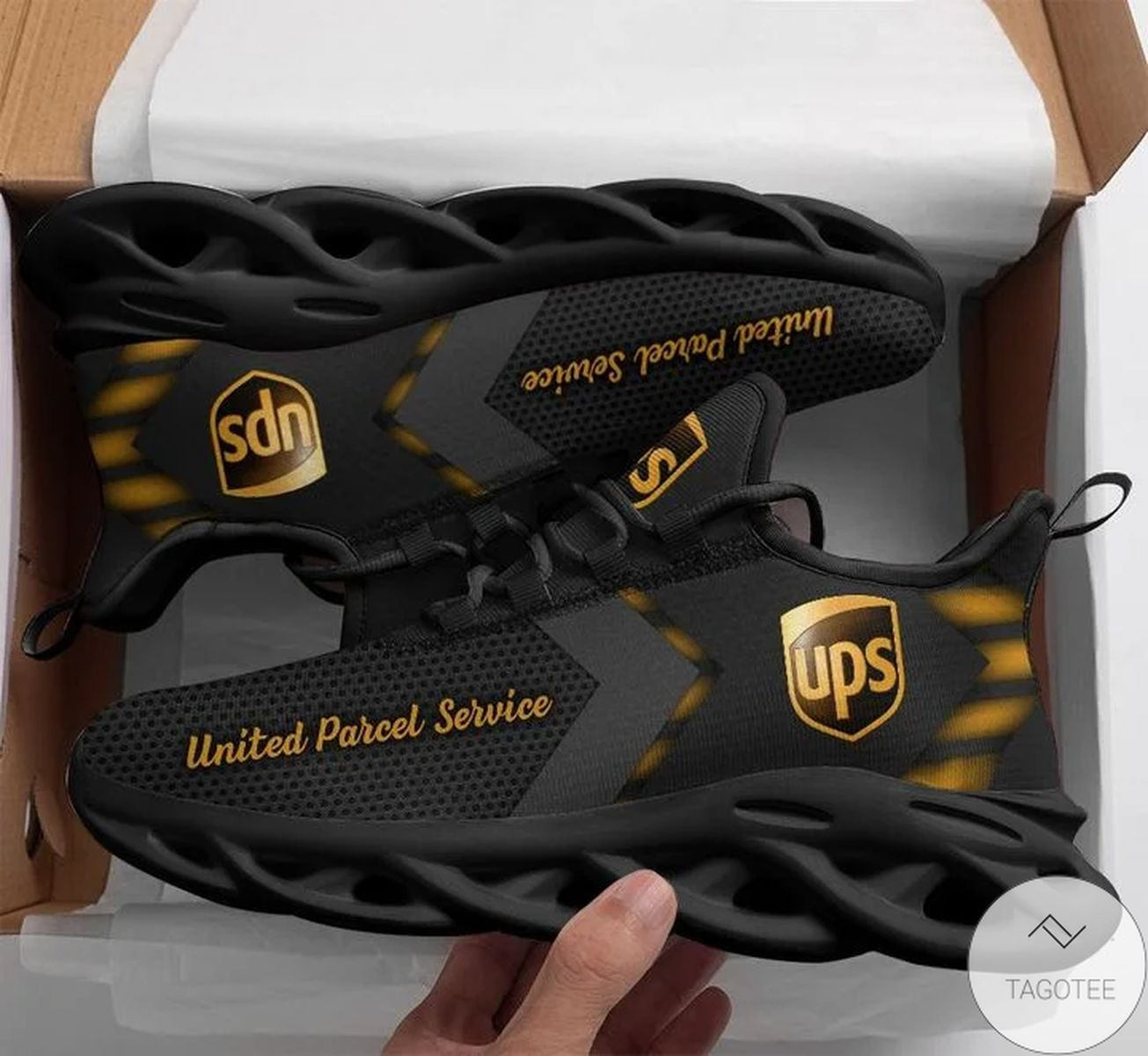 UPS United Parcel Service Sneaker Max Soul Shoes