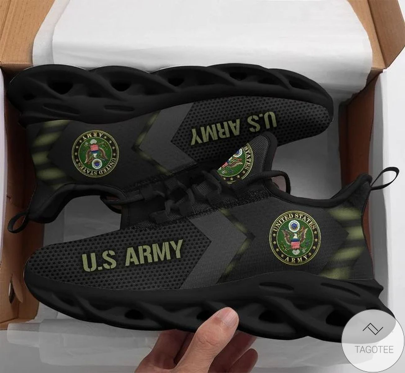 US Army Sneaker Max Soul Shoes