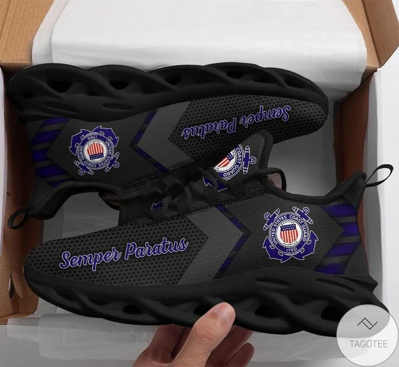 US Coast Guard Sneaker Max Soul Shoes