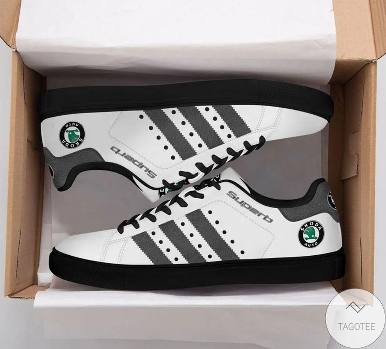 Skoda Superb Stan Smith Shoes