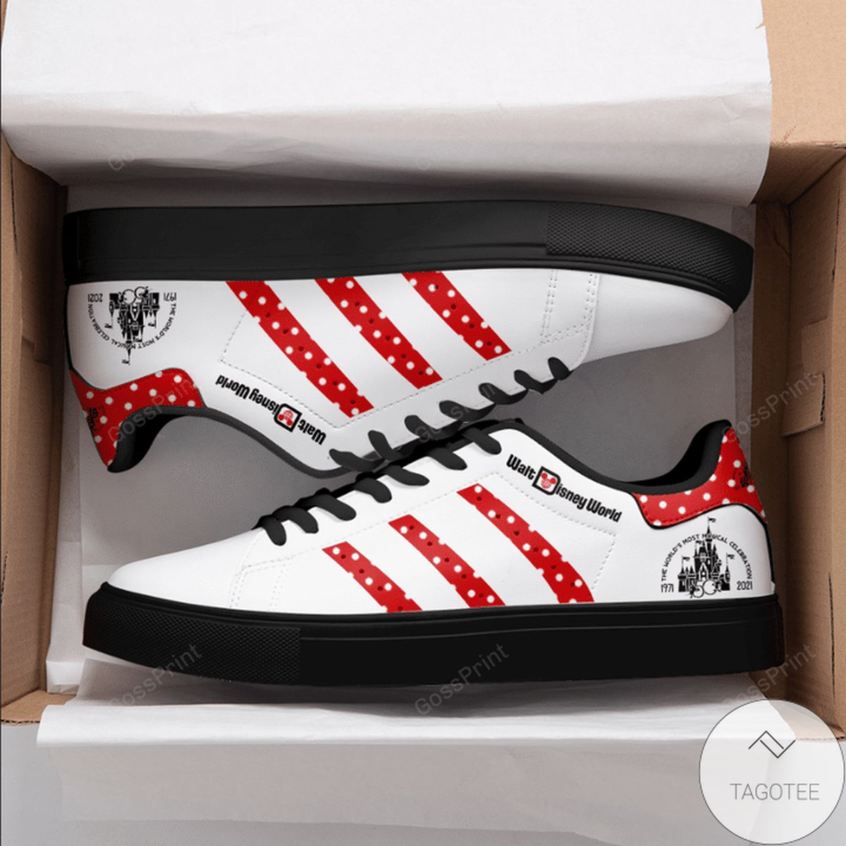 Mother's Day Gift Walt Disney Stan Smith Shoes