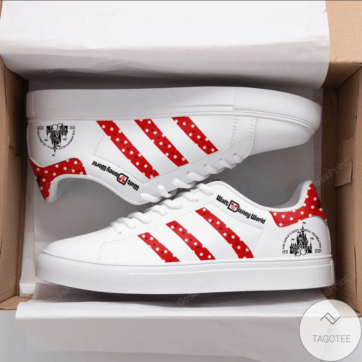 Walt Disney Stan Smith Shoes