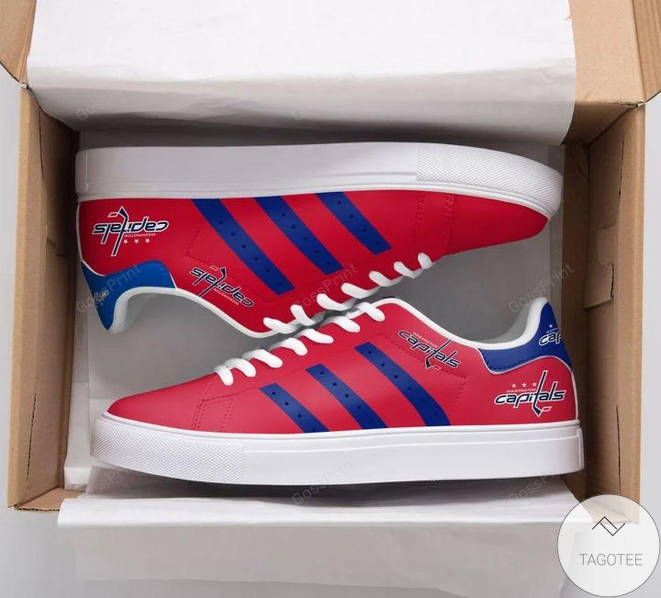 Washington Capitals Stan Smith Shoes