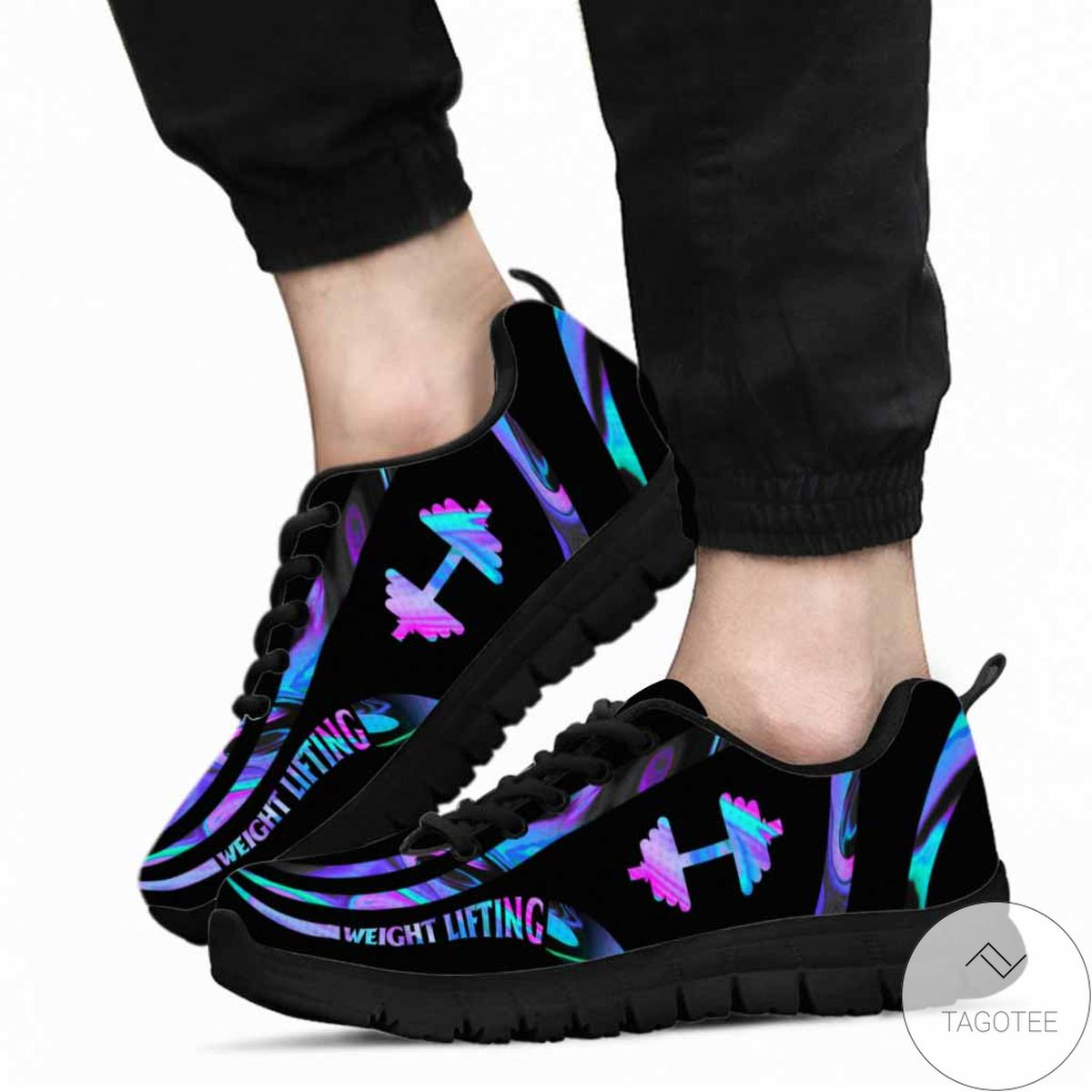 Luxury Weight Lifting Life Sneakers