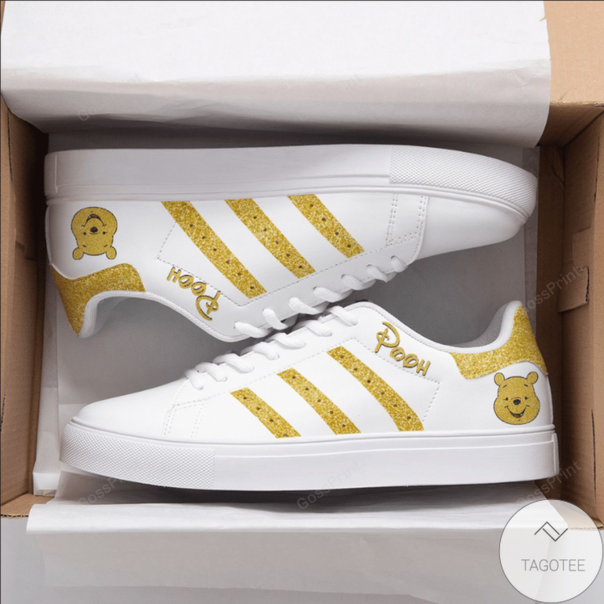 Winnie-the-pooh Stan Smith Shoes