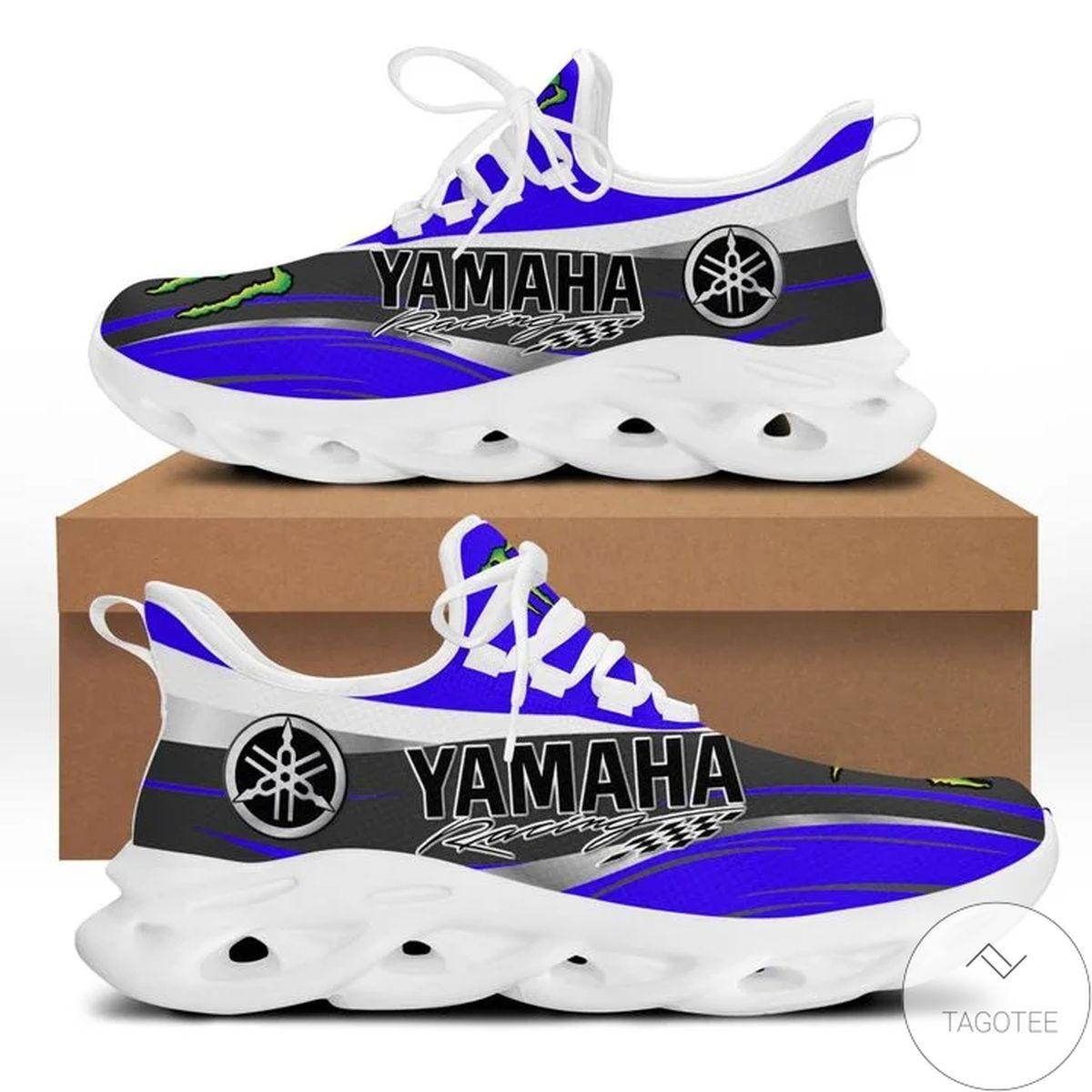 Yamaha RacingYeezy Running Sneaker Max Soul Shoes