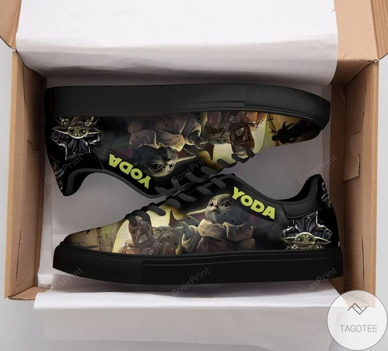 Best Gift Yoda Stan Smith Shoes