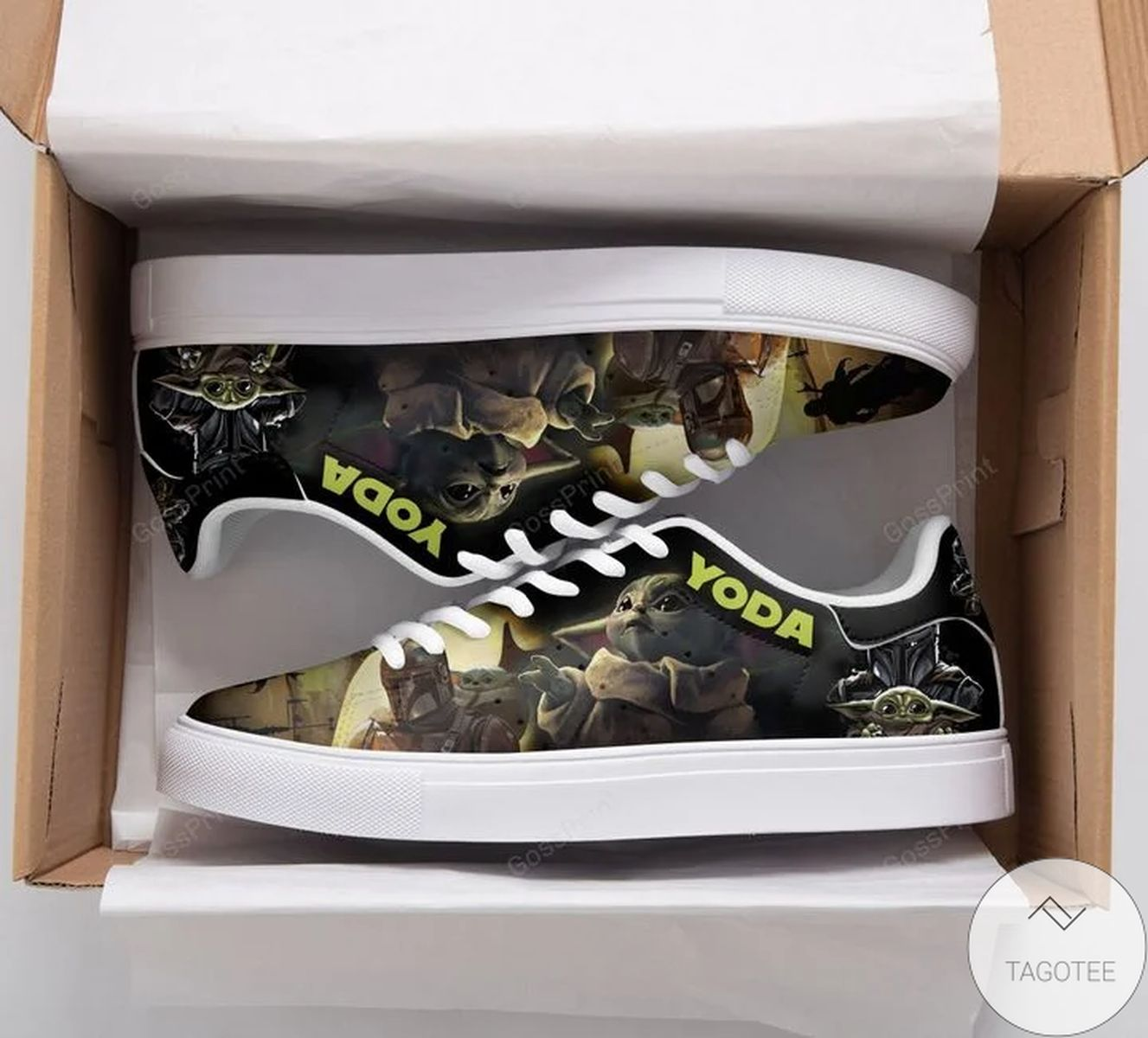 Yoda Stan Smith Shoes