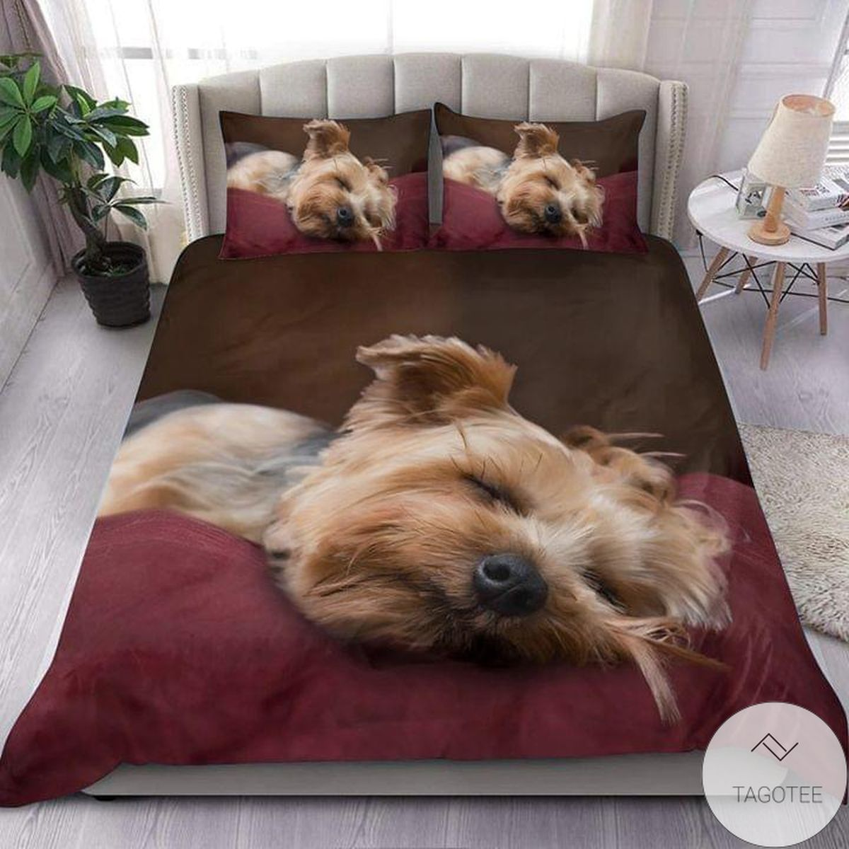Yorkshire Terrier Bedding Set