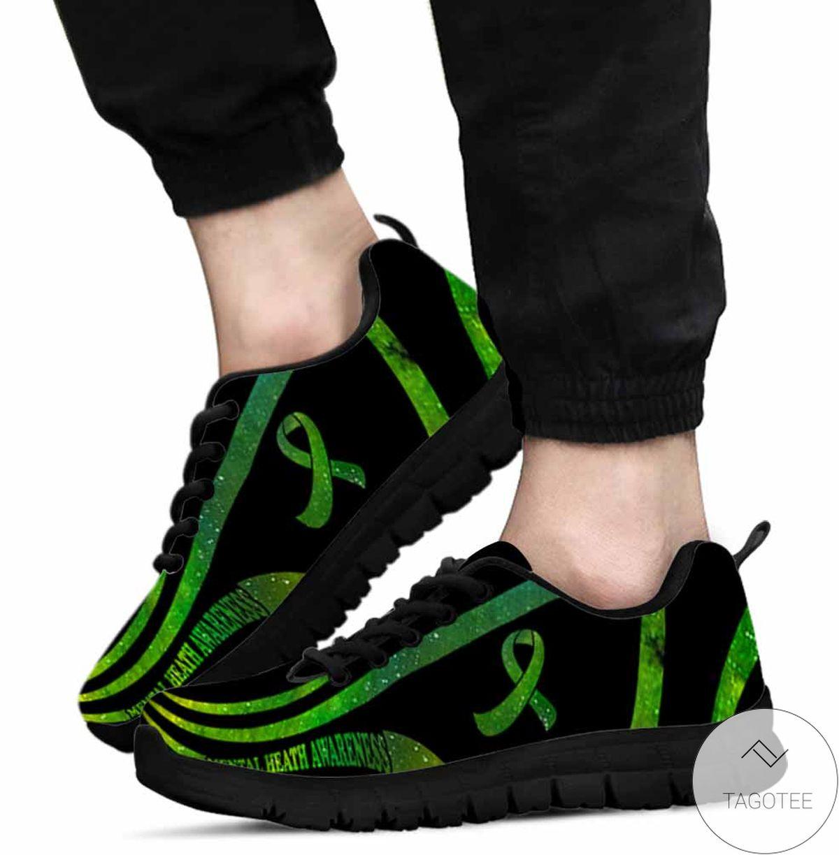 Vibrant You Matter Mental Health Awareness Sneakers