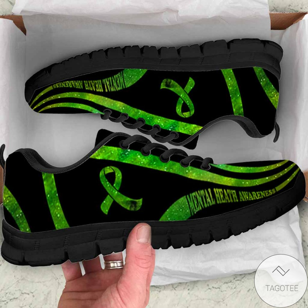 You Matter Mental Health Awareness Sneakers
