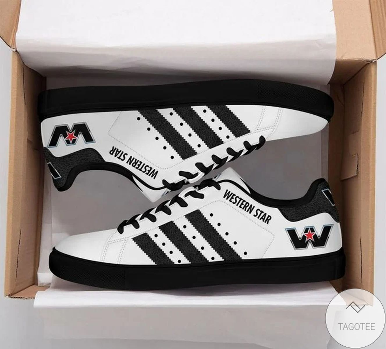 Western Star Stan Smith Shoes