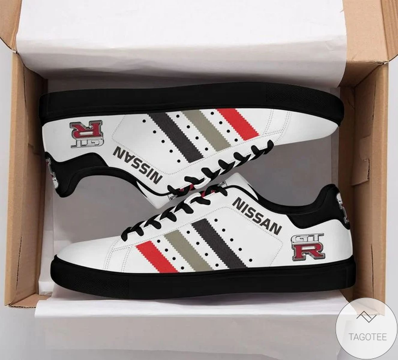 Nissan Gt-R Stan Smith Shoes