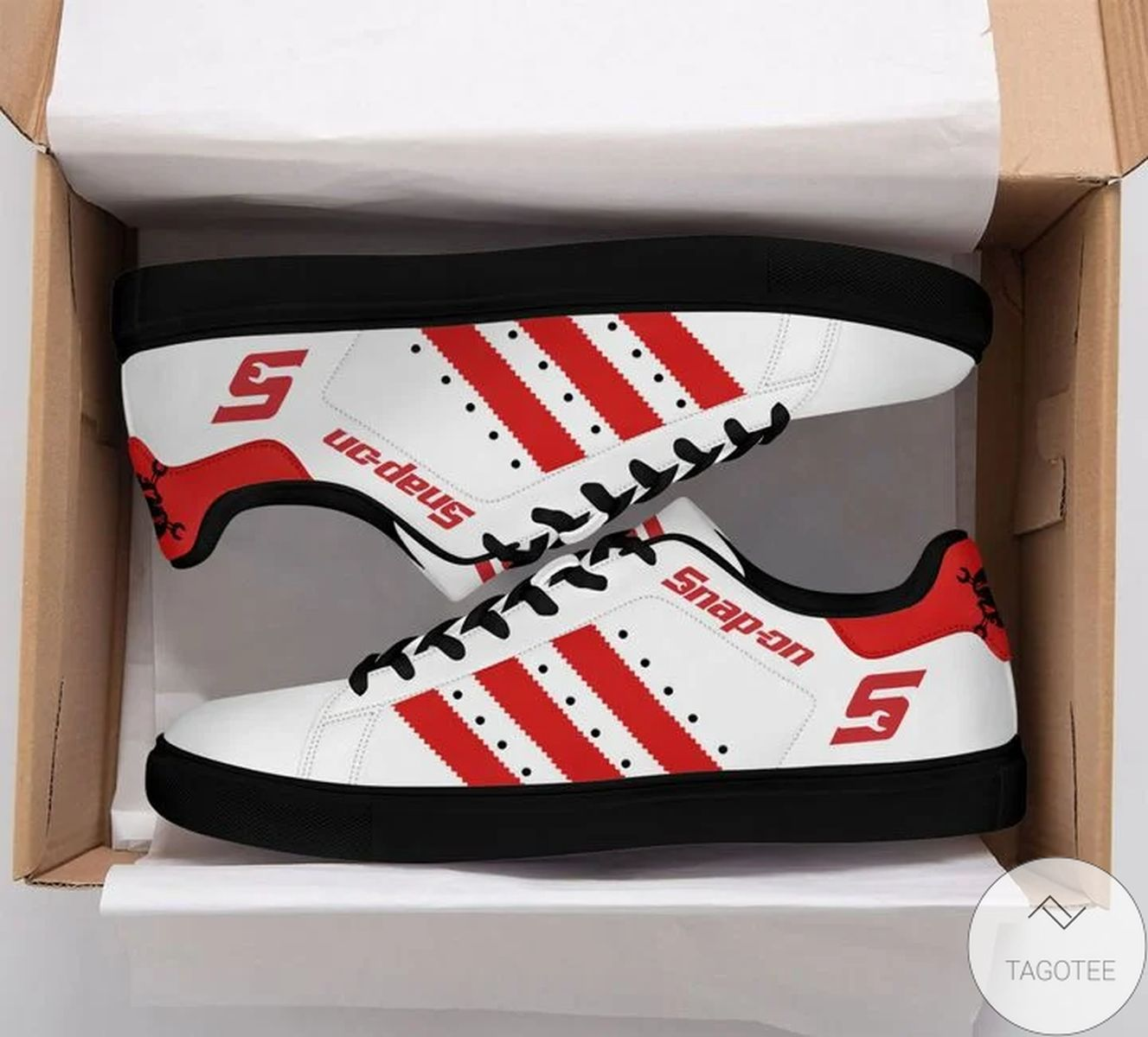 Snap On Stan Smith Shoes