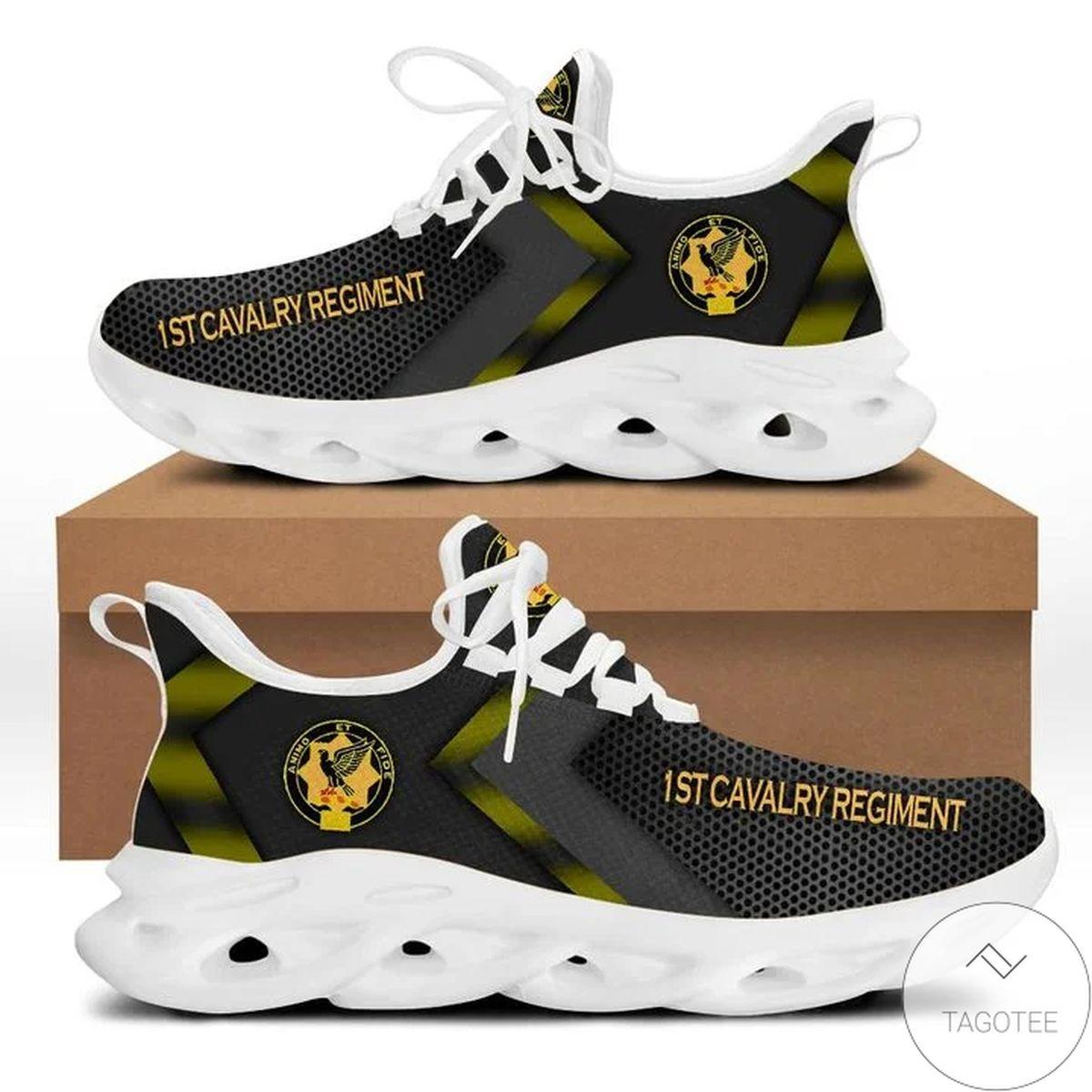 Best Shop 1st Cavalry Regiment Max Soul Shoes