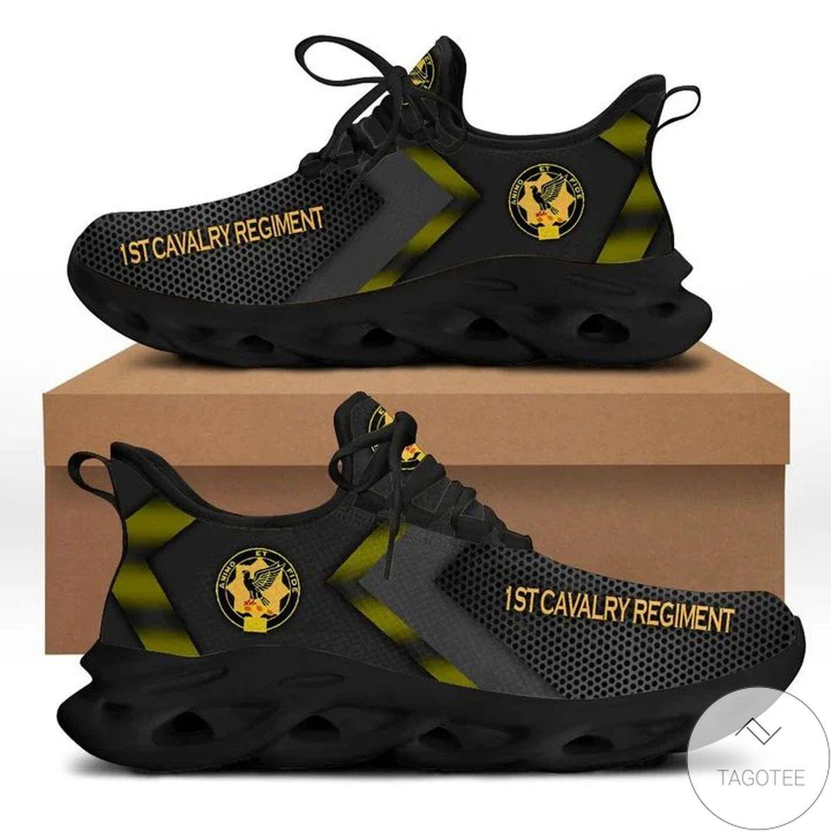 Free Ship 1st Cavalry Regiment Max Soul Shoes