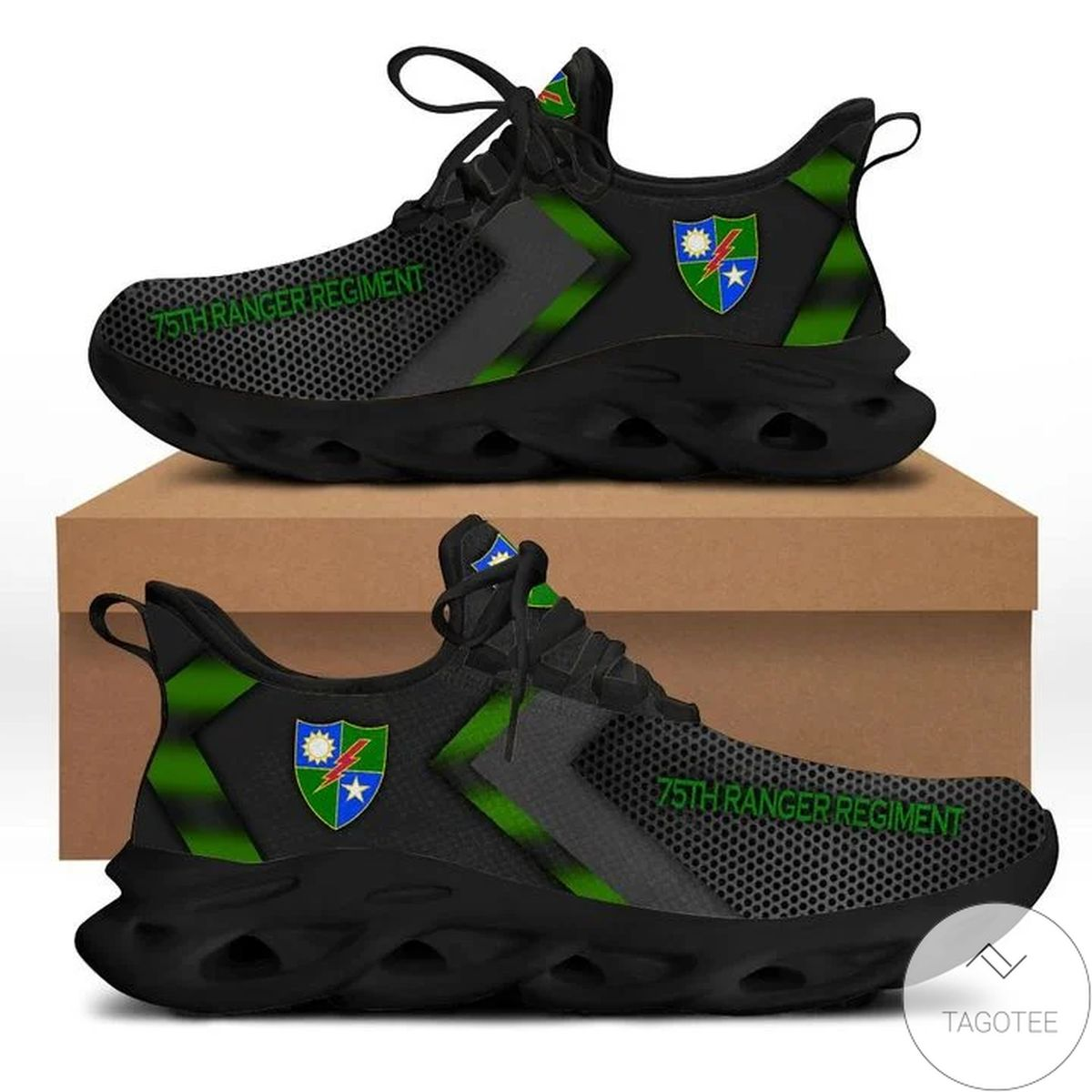 75th Ranger Regiment Max Soul Shoes