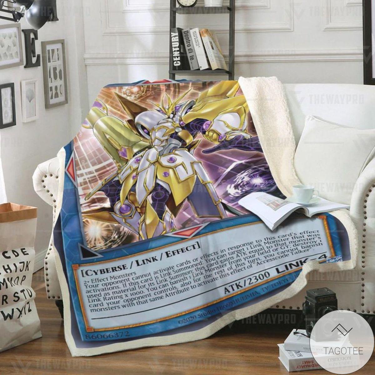 Access Code Talker Custom Blanket