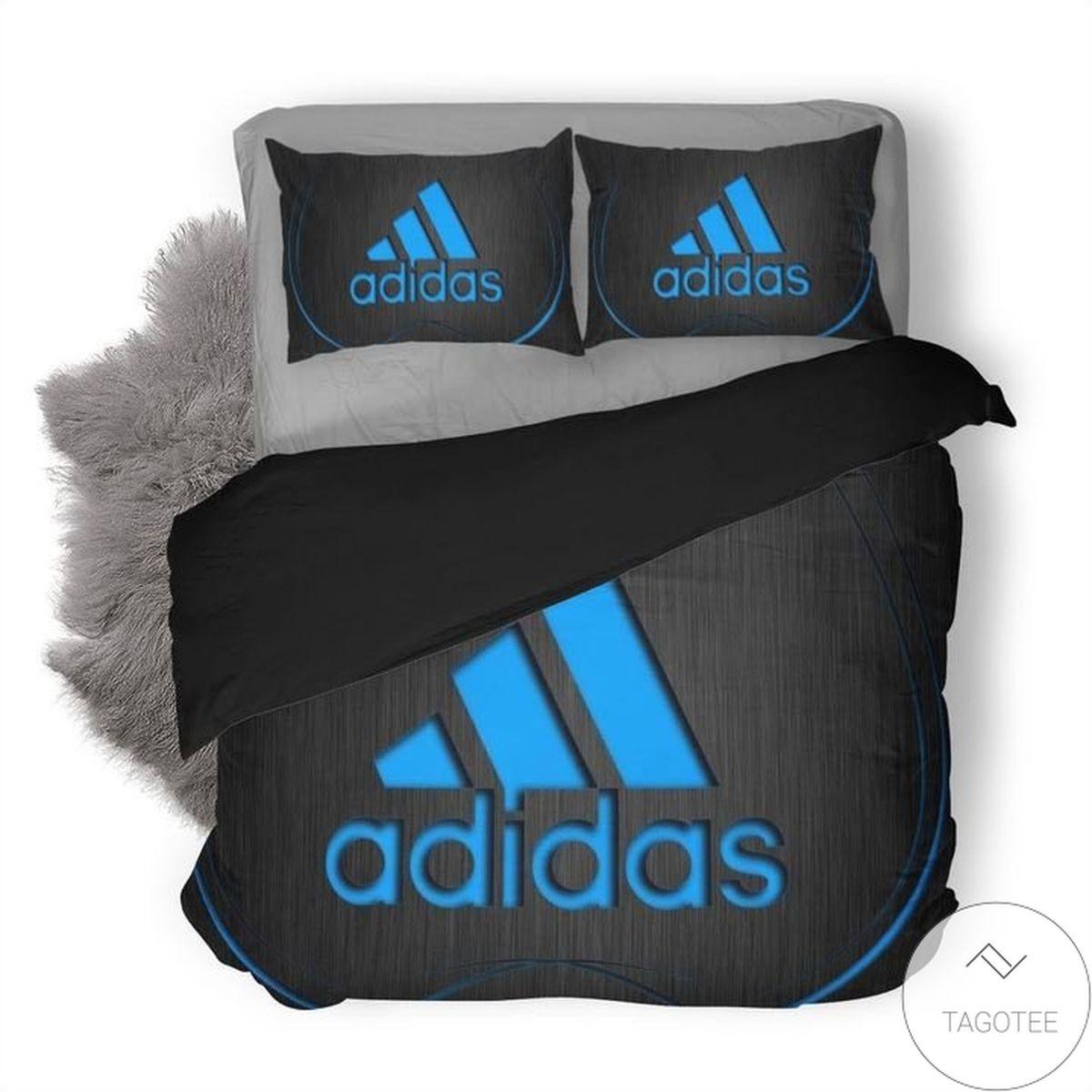 Adidas Logo Bedding Set