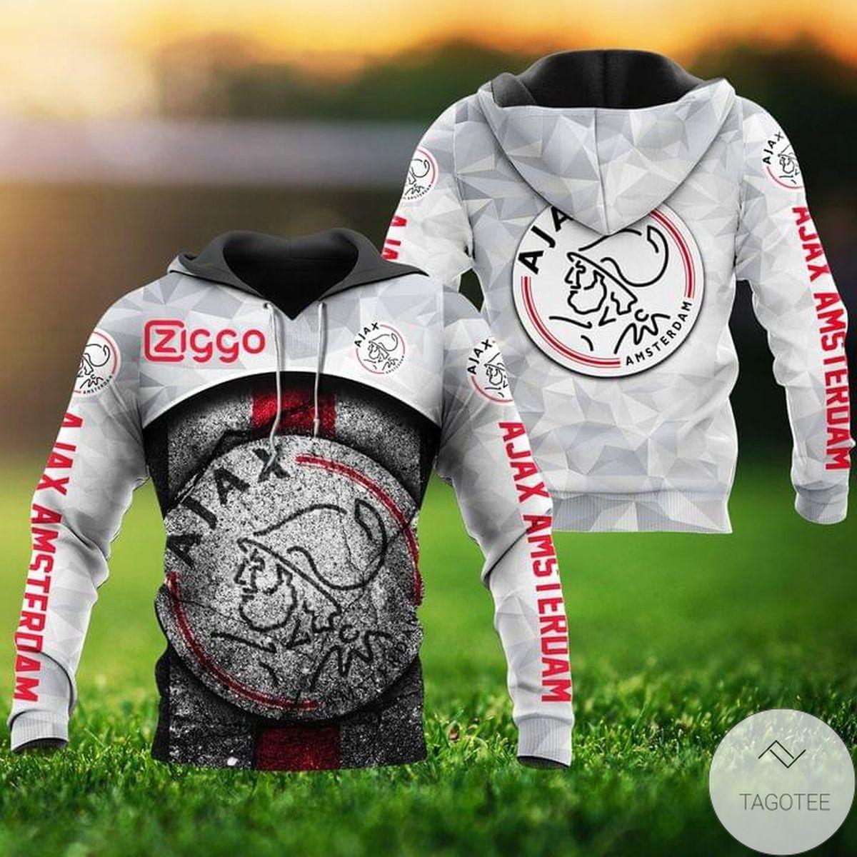 Ajax Amsterdam Fc Hoodie