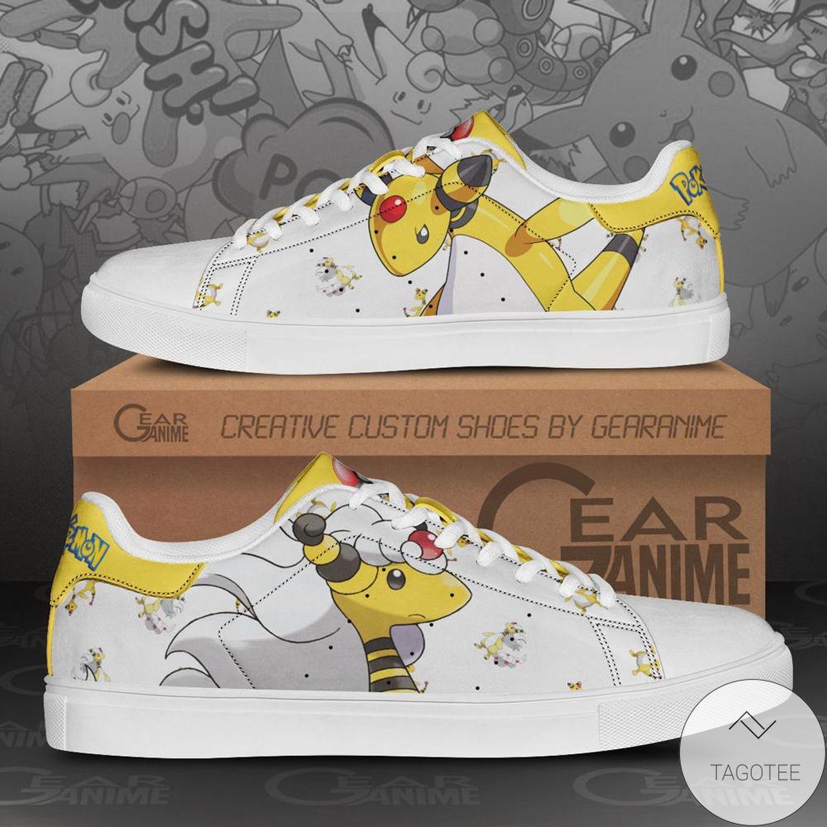 Ampharos Pokemon Stan Smith Shoes