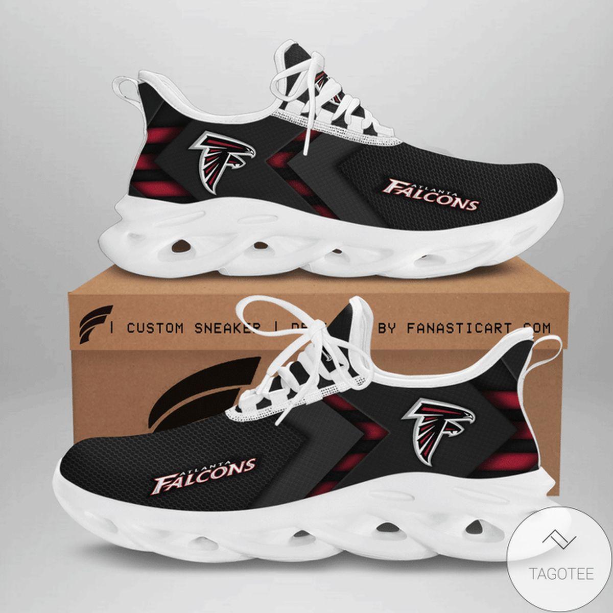 Unisex Atlanta Falcons Max Soul Shoes