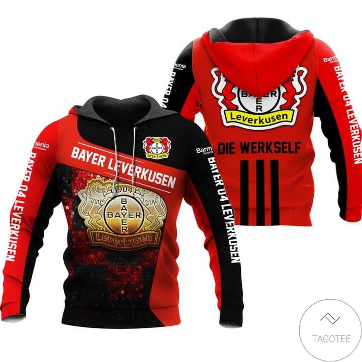 Bayer Leverkusen Hoodie