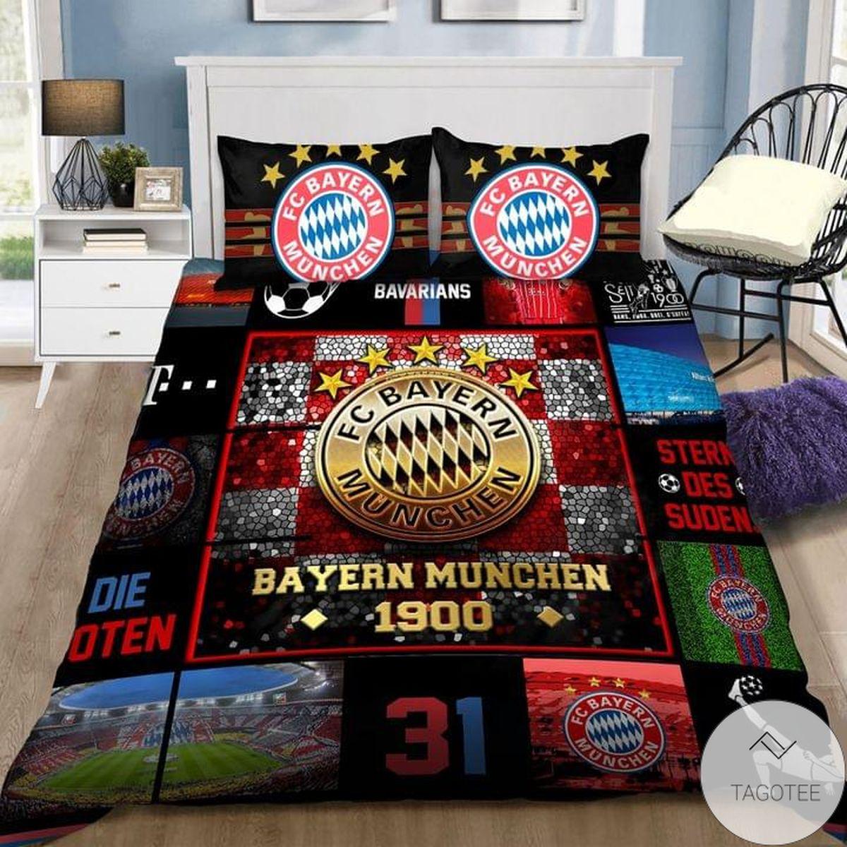 Bayern Munchen 1990 Bedding Set