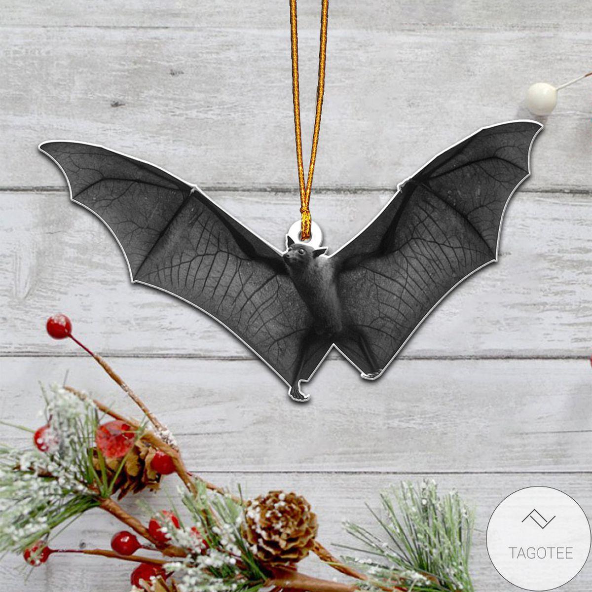 Top Rated Black Bat Halloween Ornament