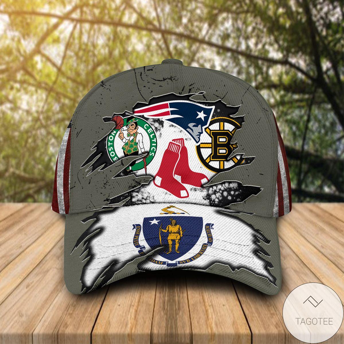 Discount Boston Sports-massachusetts Cap