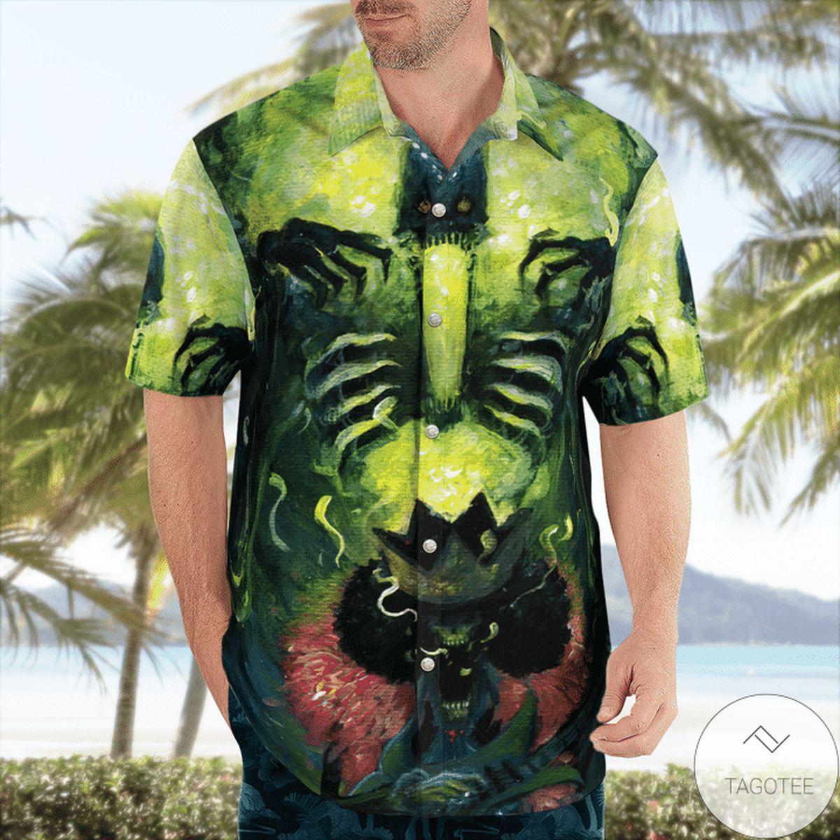 Adult Brook Soul King One Piece Hawaiian Shirt