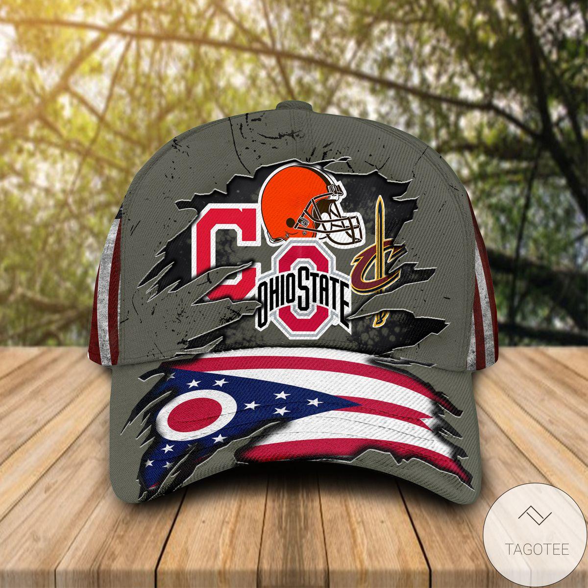 Cleveland Indians Cleveland Browns Cap