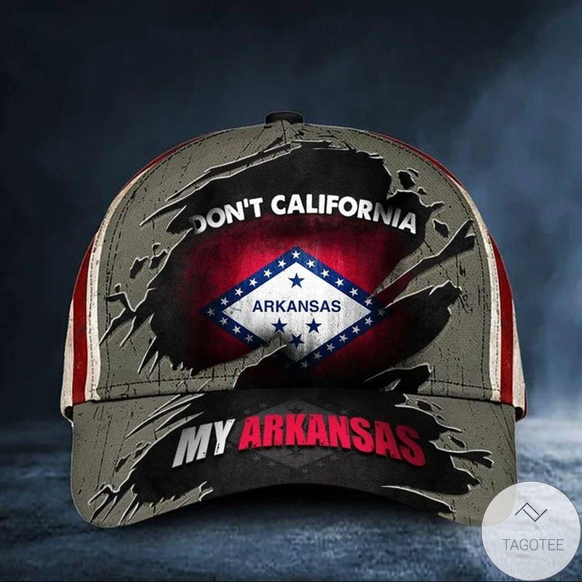 eBay Don't California My Arkansas Hat Vintage American Flag Cap Unique Patriotic