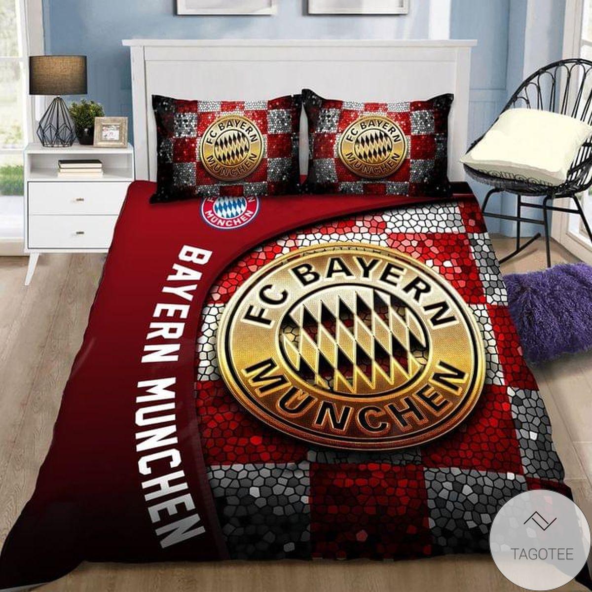 Fc Bayern Munich Bedding Set