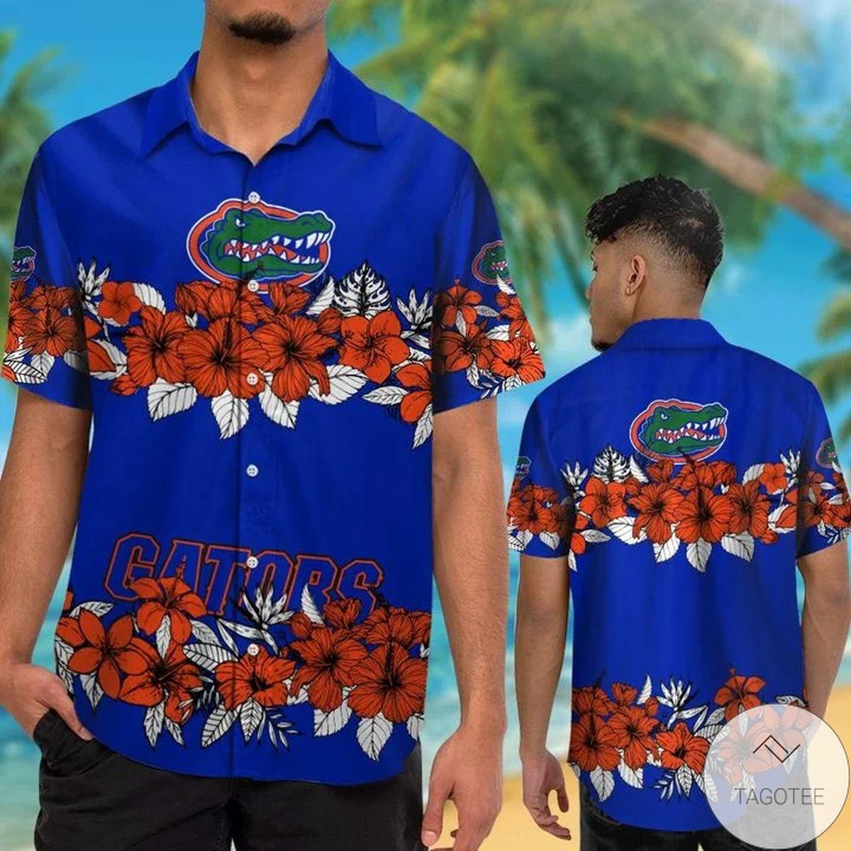 Florida Gators Hawaiian Shirt