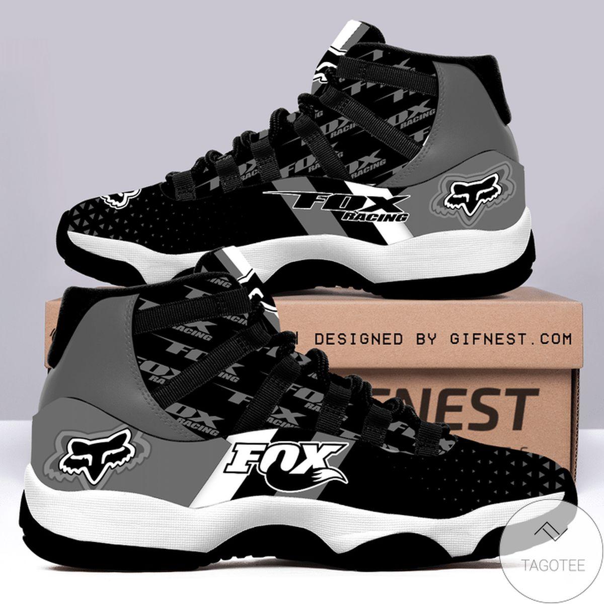 Beautiful Fox Racing Air Jordan 11 Shoes
