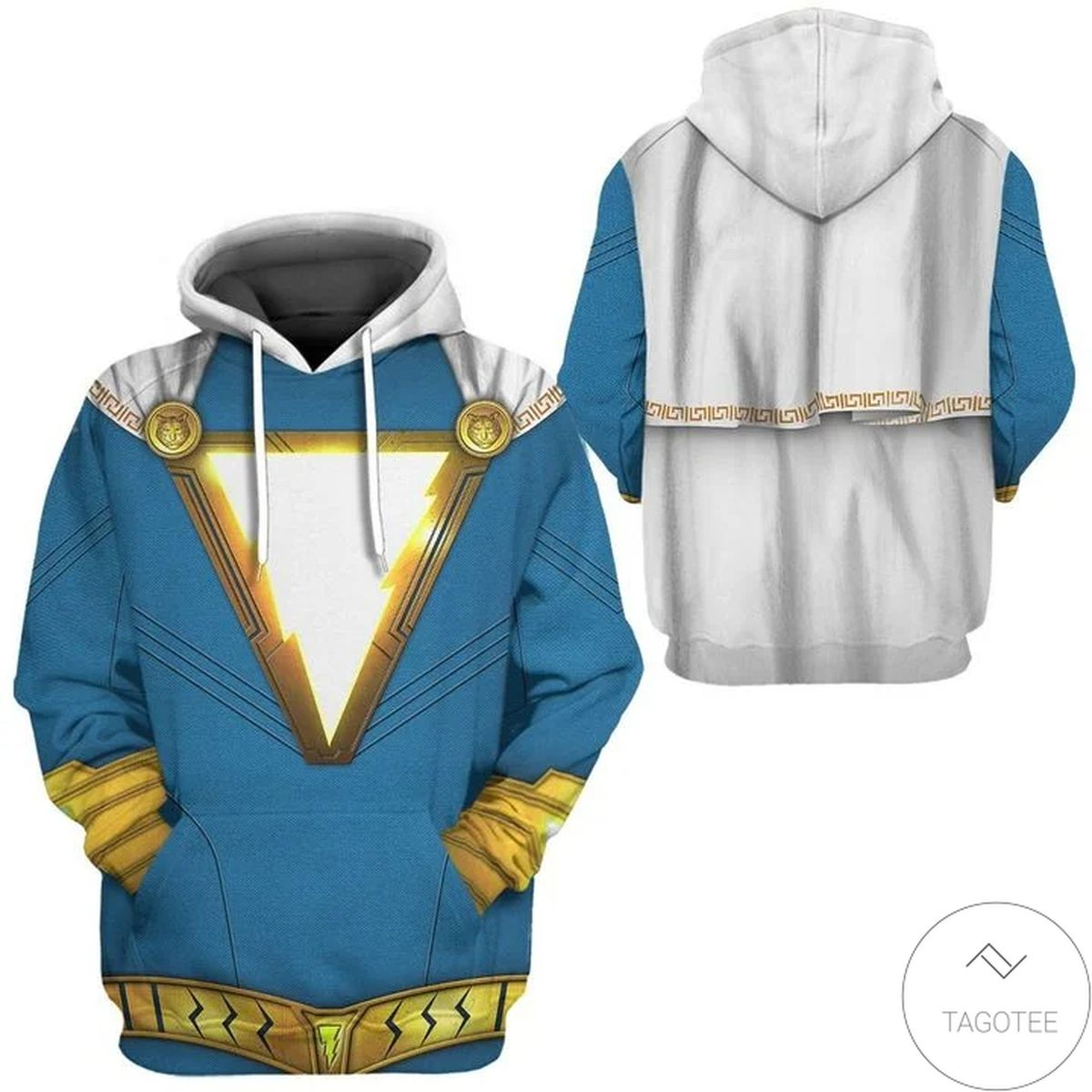 Father's Day Gift Freddie Freeman Costume 3d Hoodie