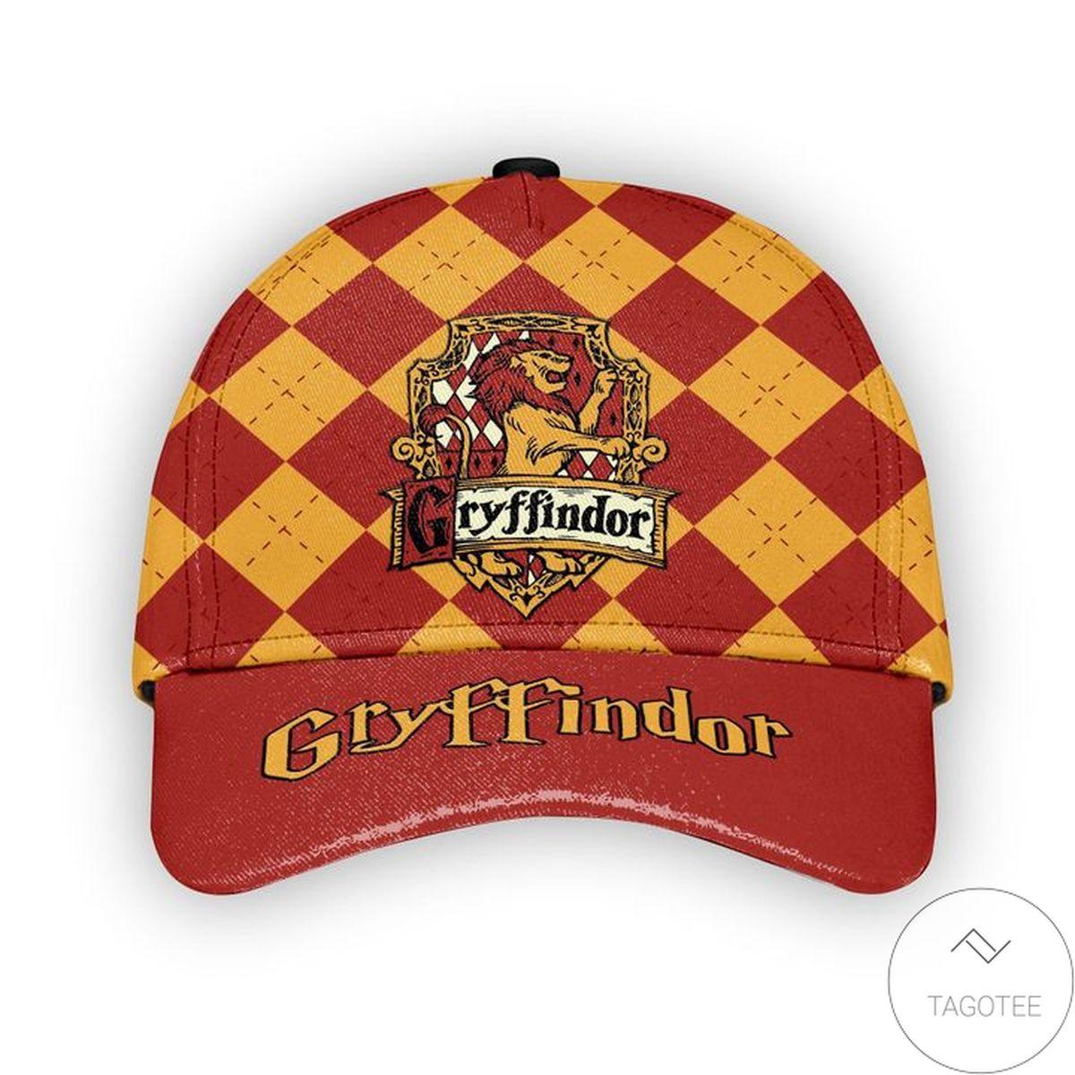 Harry Potter Gryffindor Cap