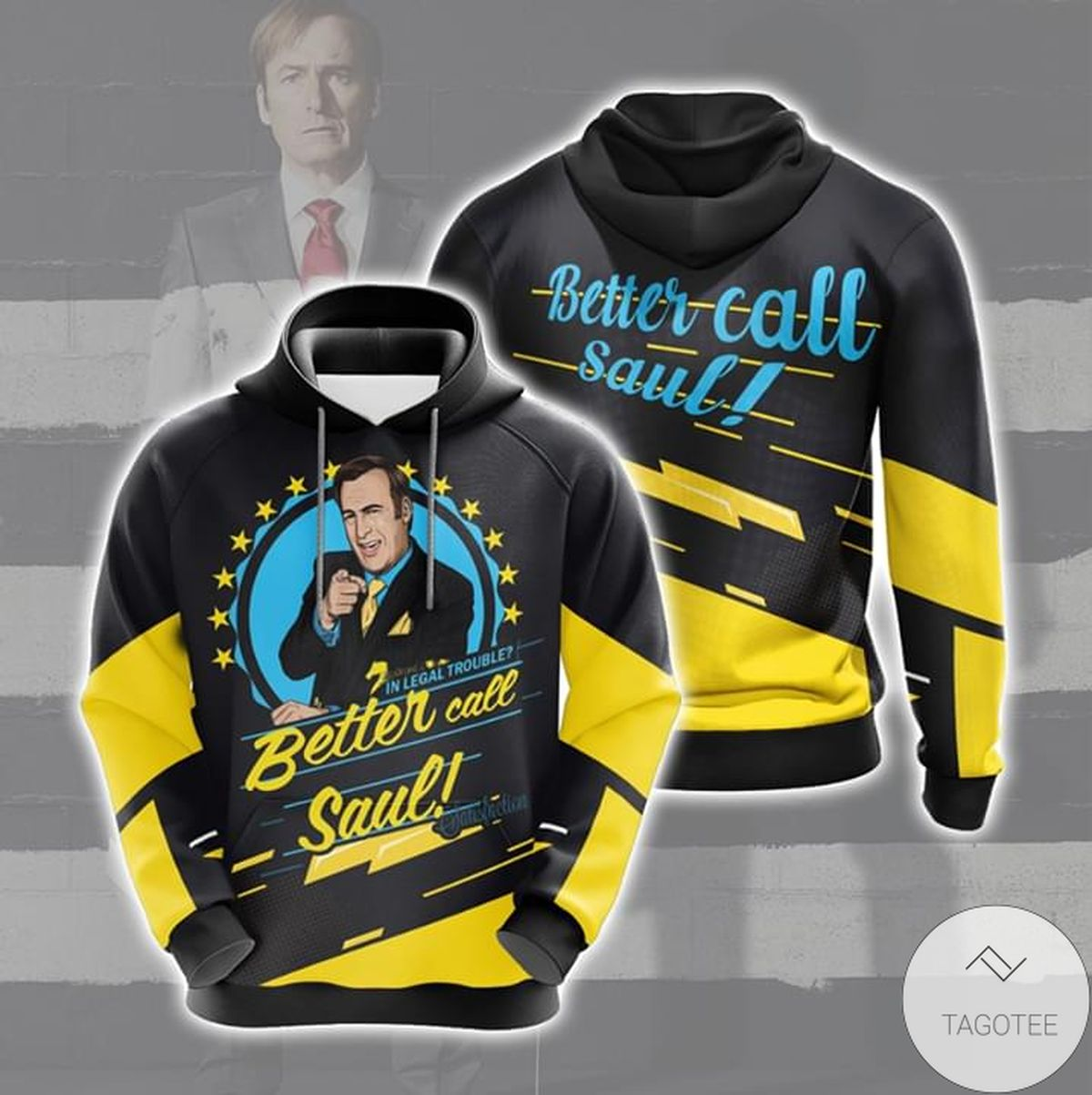 In Legend Trouble Better Call Saul Hoodie