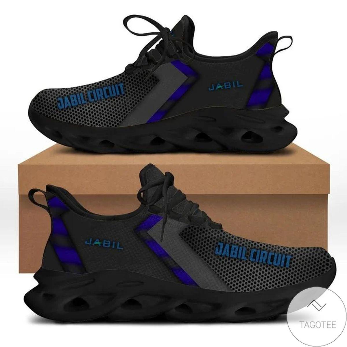 Jabil Circuit Max Soul Shoes