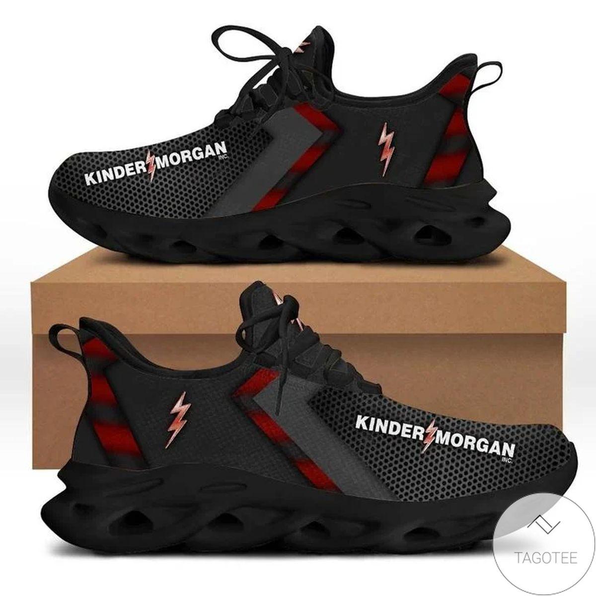 Fantastic Kinder Morgan Max Soul Shoes