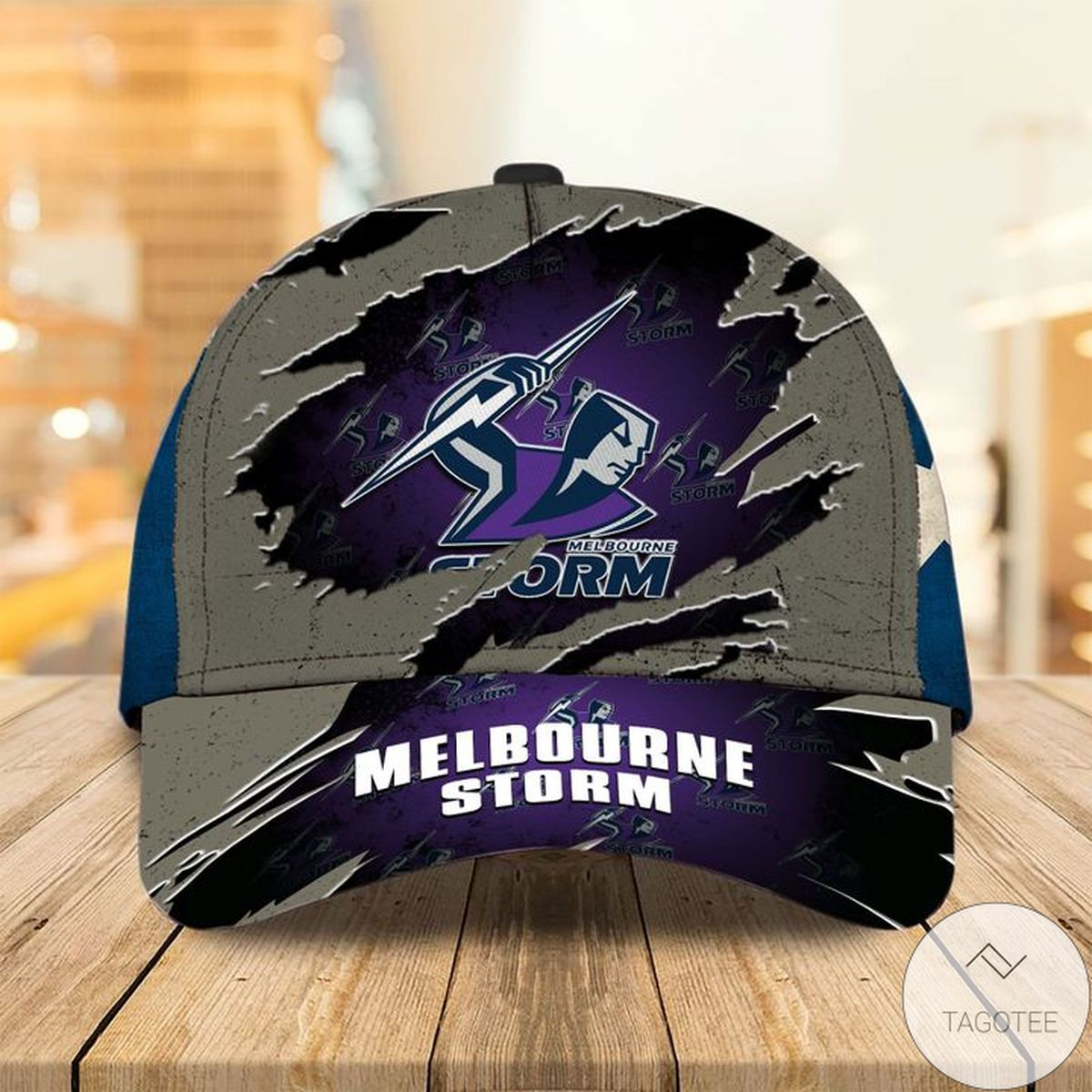 Melbourne Storm Cap