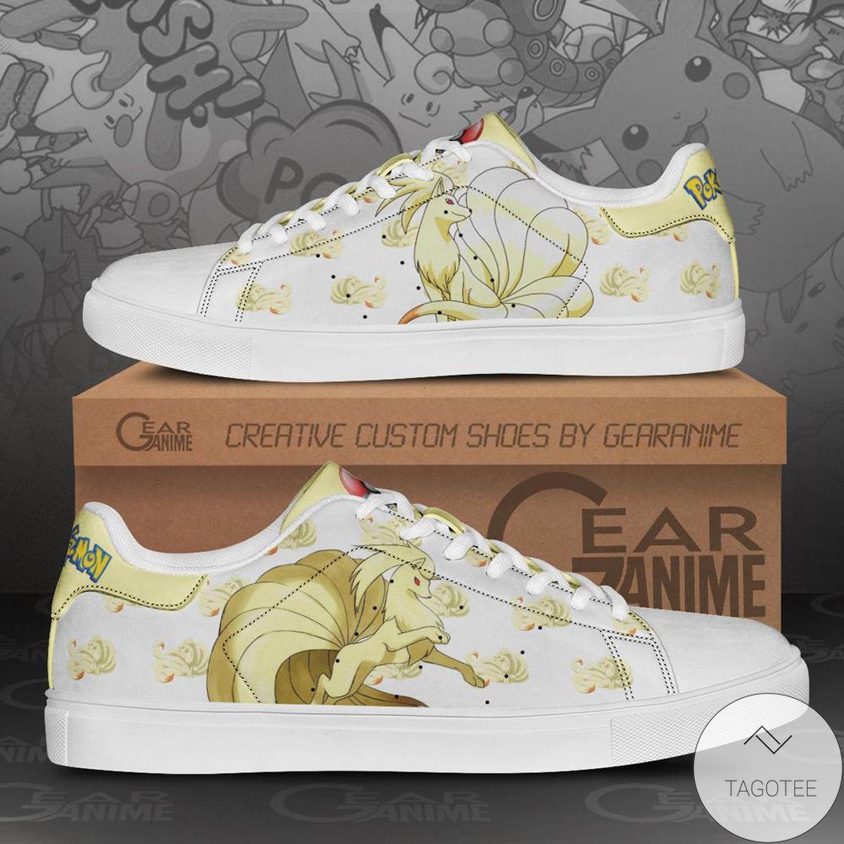 Ninetales Pokemon Stan Smith Shoes
