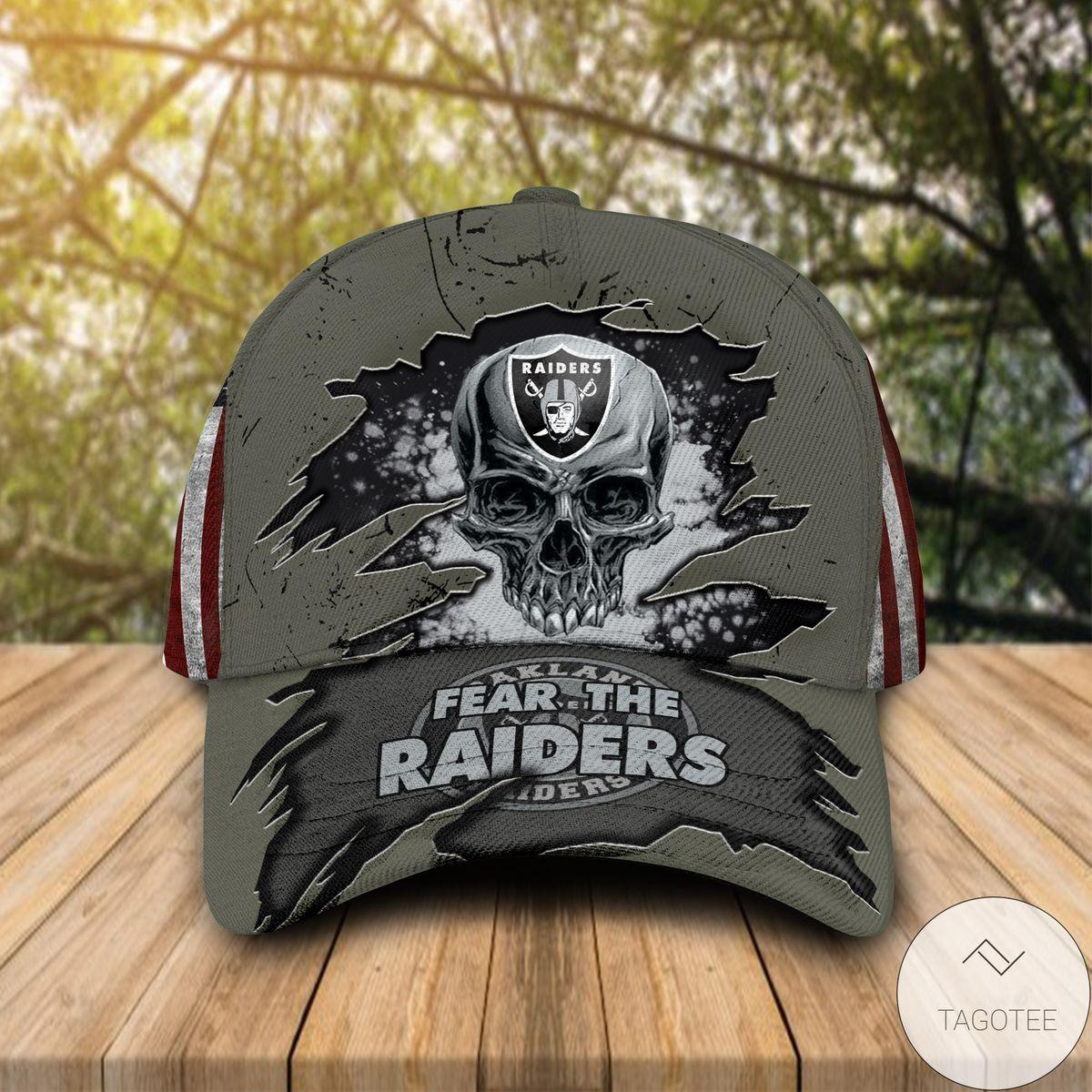 Unique Oakland Raiders Cap