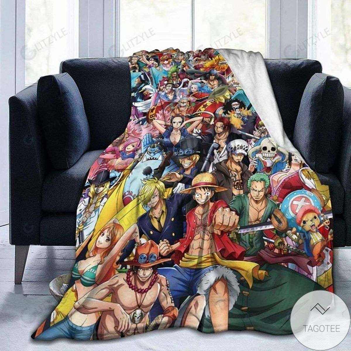 Review One Piece Blanket Quilt