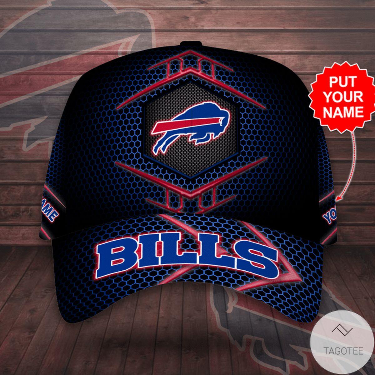 Personalized Buffalo Bills Cap