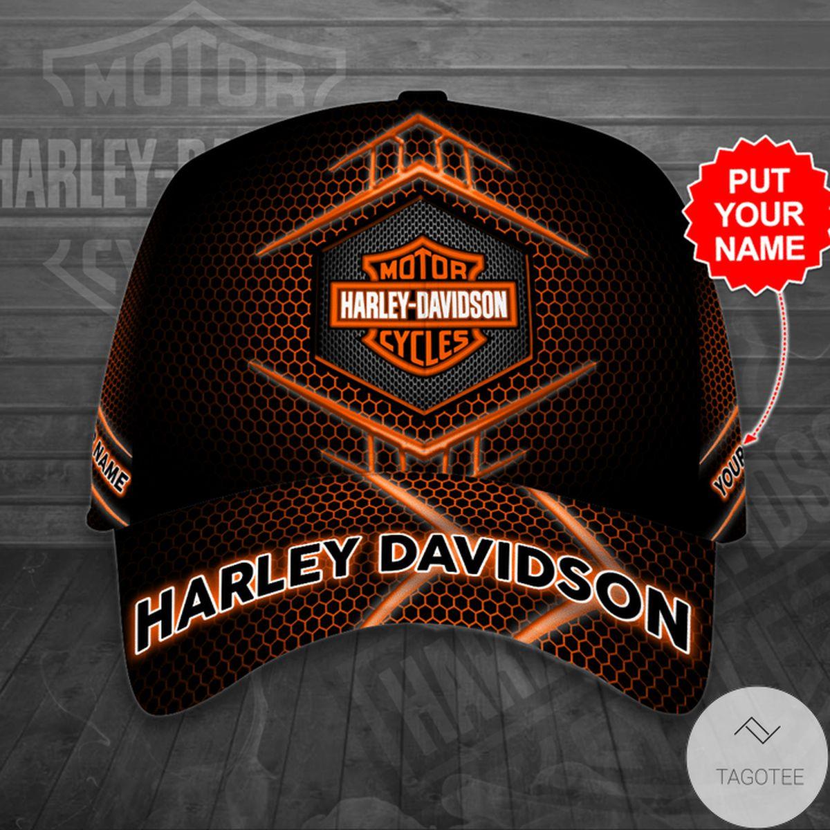 US Shop Personalized Harley Davidson Cap